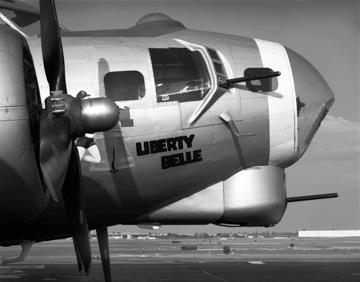 B-17g Nose