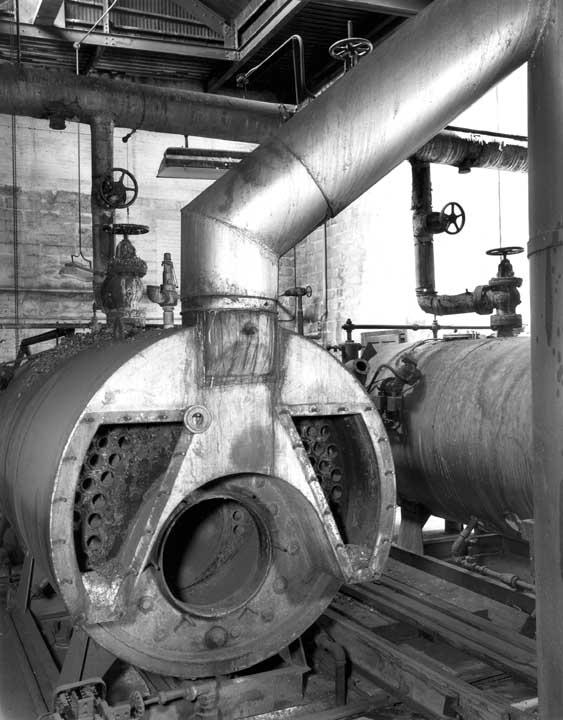 Stationary Boiler