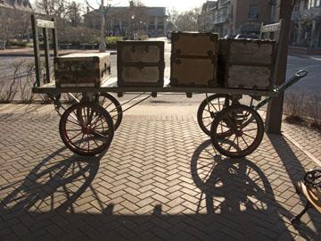 Bagage Cart