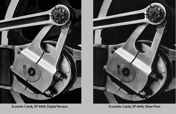 Eccentric Crank Two Versions