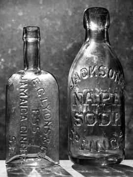 Jackson's Napa Soda #1