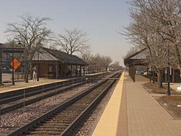 Station Platforms
