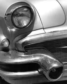 Abstract Forms 56 Buick