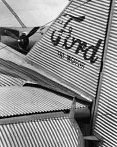 Tail & Rudder, Ford Tri- Motor